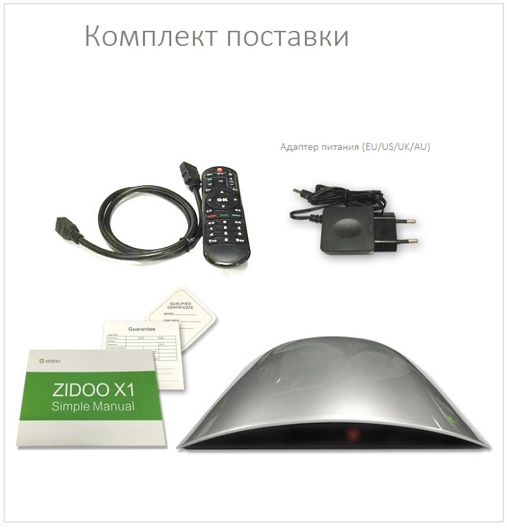 Smart TV Box X1_114