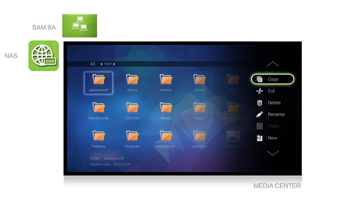 Smart TV Box X1_13