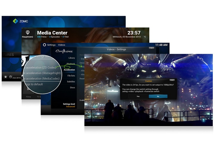 Smart TV Box X1_8