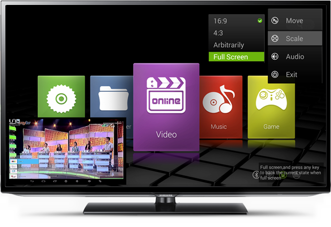 Zidoo Smart TV X9_1