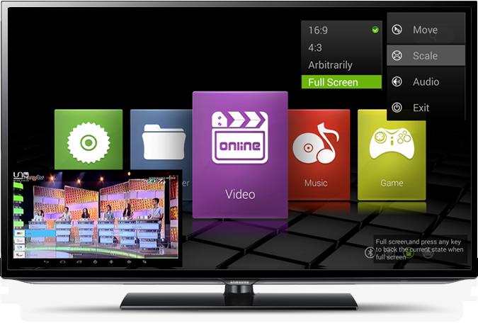 Zidoo Smart TV X9_1
