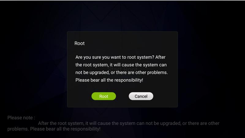 Zidoo root_3