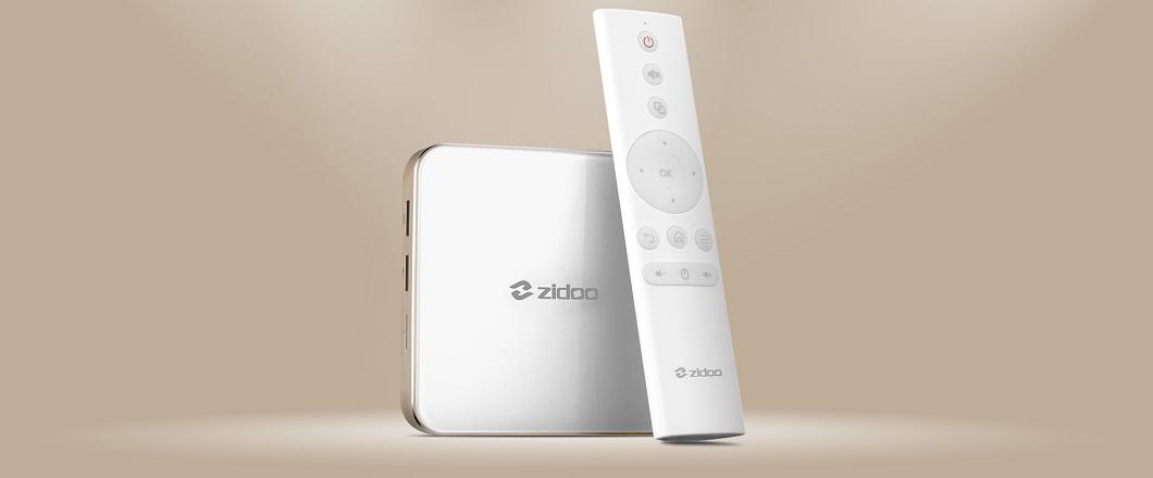 Smart TV Box Zidoo H6 PRO