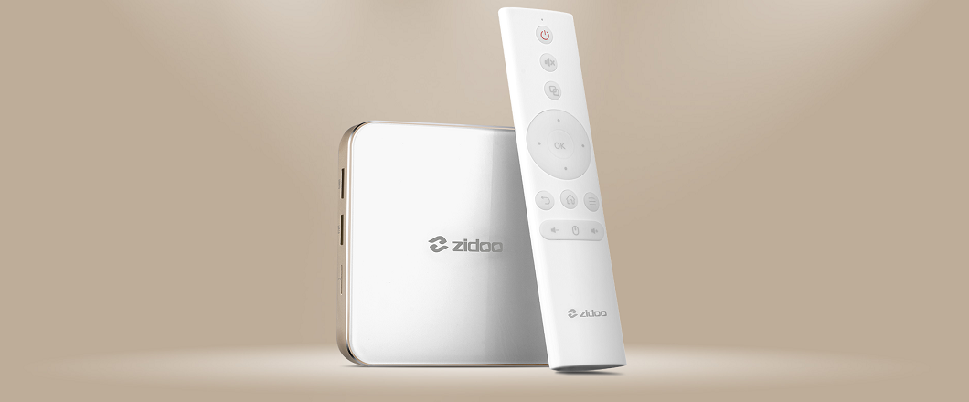 Smart TV Box Zidoo H6 PRO